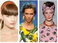 Самые популярные прически для модниц на весну-лето 2012