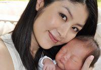 Сянганская звезда Чэнь Хуэйлинь и ее два сына