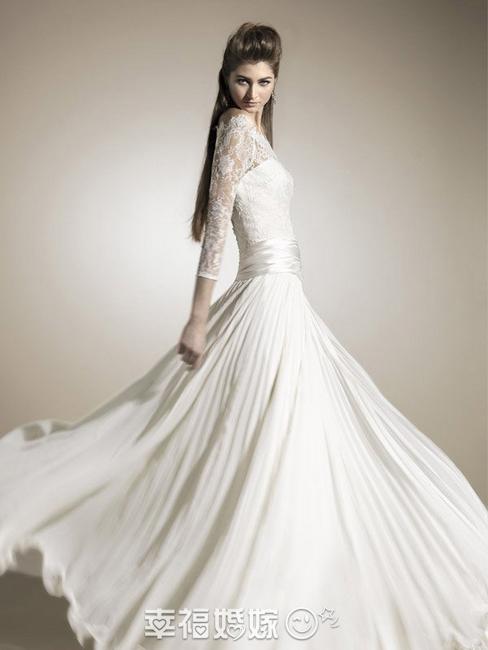 Свадебные платья кружевные