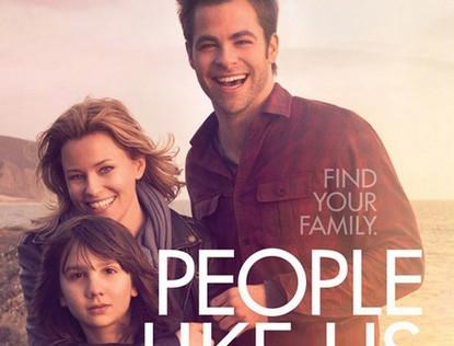 Афиша фильма «Люди как мы» (People Like Us 2012)