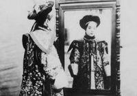 Фото: Дворянские женщины последнего периода династии Цин