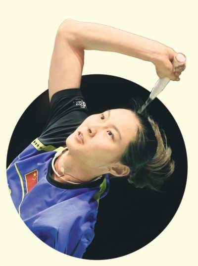 (Олимпиада-2012) Спортсменки, способные завоевать золотые медали - Ван Ихань