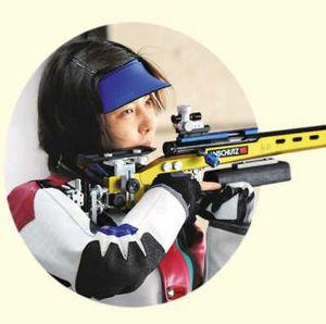 (Олимпиада-2012) Спортсменки, способные завоевать золотые медали - Ду Ли