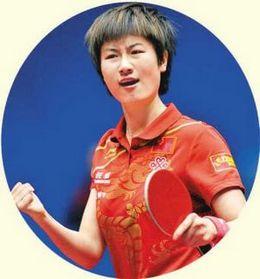 (Олимпиада-2012) Спортсменки, способные завоевать золотые медали - Дин Нин