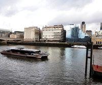 Лондон сто лет назад и сейчас