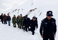 Подтверждена гибель 10 человек в результате схода снежной лавины в Северо-Западном Китае
