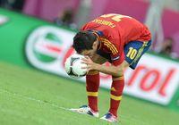 Сборная Испании сыграла вничью с итальянцами на Евро-2012