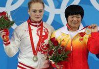 (Олимпиада-2012) Россия и Китай все больше конкурируют в тяжелой атлетике
