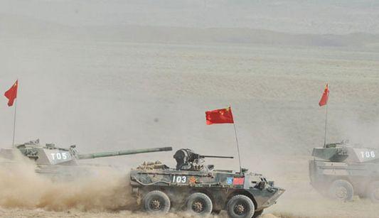 В рамках учений «Мирная миссия-2012» успешно прошли маневры по выводу войск