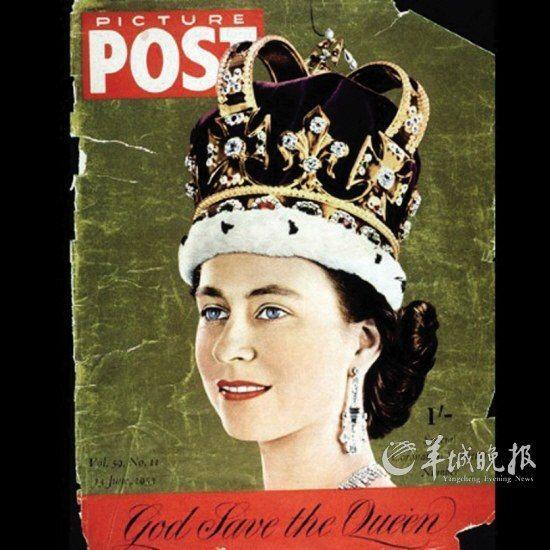 Роскошные короны английской королевы