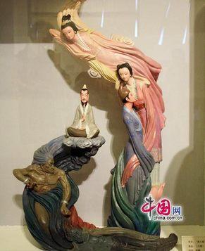 Фотографии с Пекинской выставки нематериальных культурных наследий