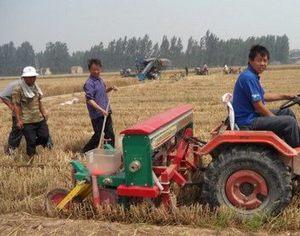 Гаоцин: четыре вида сельскохозяйственной техники для летнего сбора урожая