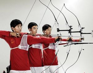 (Олимпиада-2012) Анализ противников команды КНР по стрельбе