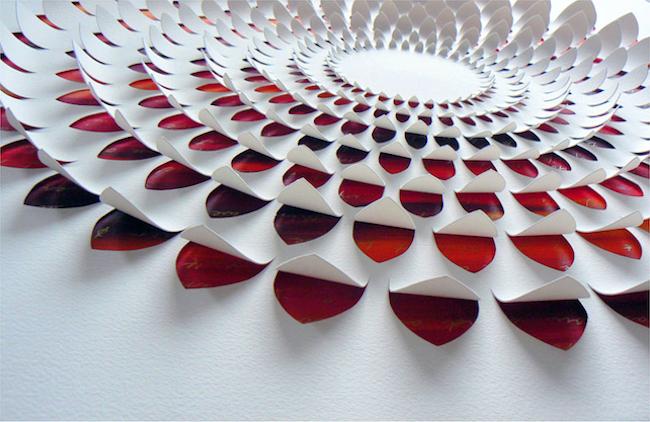 Искусство вырезания из бумаги