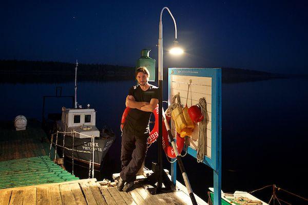 Чудесный подводный мир северного