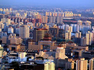 Величественные фотографии Пекина после проливного дождя