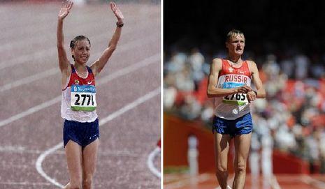 (Олимпиада-2012) О «золотой паре» сборной России по спортивной ходьбе