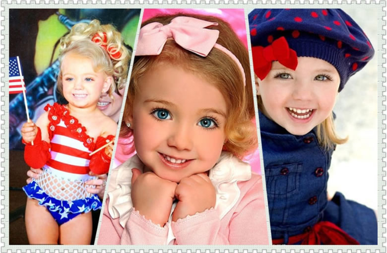 3-летняя участница конкурса красоты Savanna Jackson