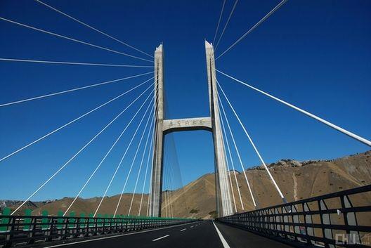 Великий мост «Гоцзыго» - небесная дорога 1