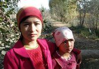 Красавицы в Синьцзяне