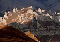 Красота на крае неба: Гора Тяньшань в Синьцзяне