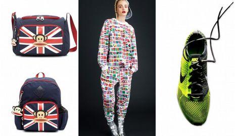 Модные коллекции на тему Олимпиады-2012
