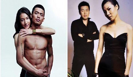 Олимпийские влюбленные пары Китая