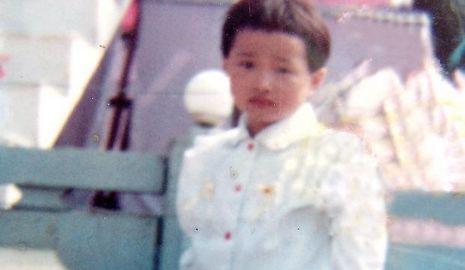 (Олимпиада-2012)Детские фотографии чемпионки Олимпиады по тхэквондо У Цзинъюй