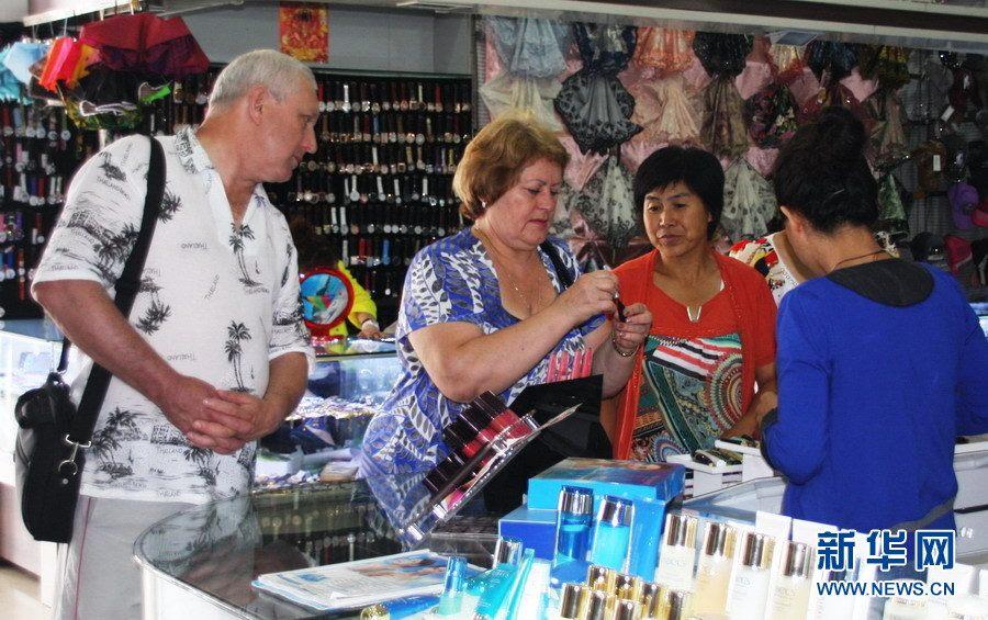 Самый восточный уезд Китая – Фуюань: рынок продукции легкой промышленности для российских туристов
