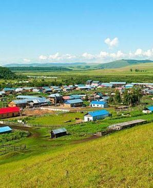 Линьцзятунь в Внутренней Монголии: пограничная деревня с российским флиртом