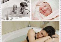 Моменты рождения ребенка
