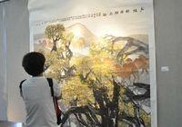 ?Цветной Шелковый Путь?: выставка произведений известных современных китайских художников открылась в Синьцзяне