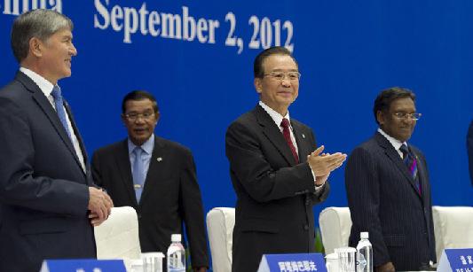 Вэнь Цзябао: отношения Китая с евразийскими странами переживают наилучший период1