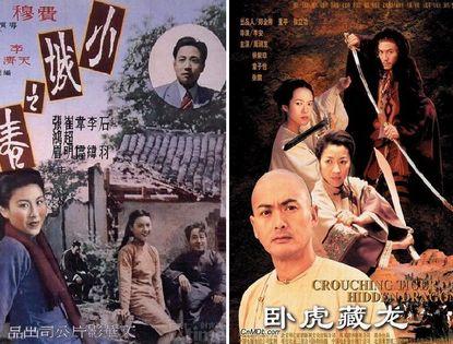 Top10 китайских кинофильмов