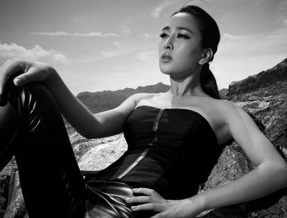 Фото: Сексуальная актриса Ма Су
