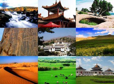 Топ-10 достопримечательностей Внутренней Монголии Китая