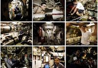Интересно! Как проживают экипажа в подводной ядерной лодке