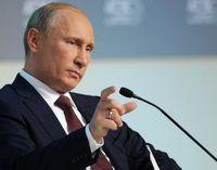 Торговый оборот России с Китаем в ближайшее время приблизится к 100 млрд долларов в год -- В. Путин