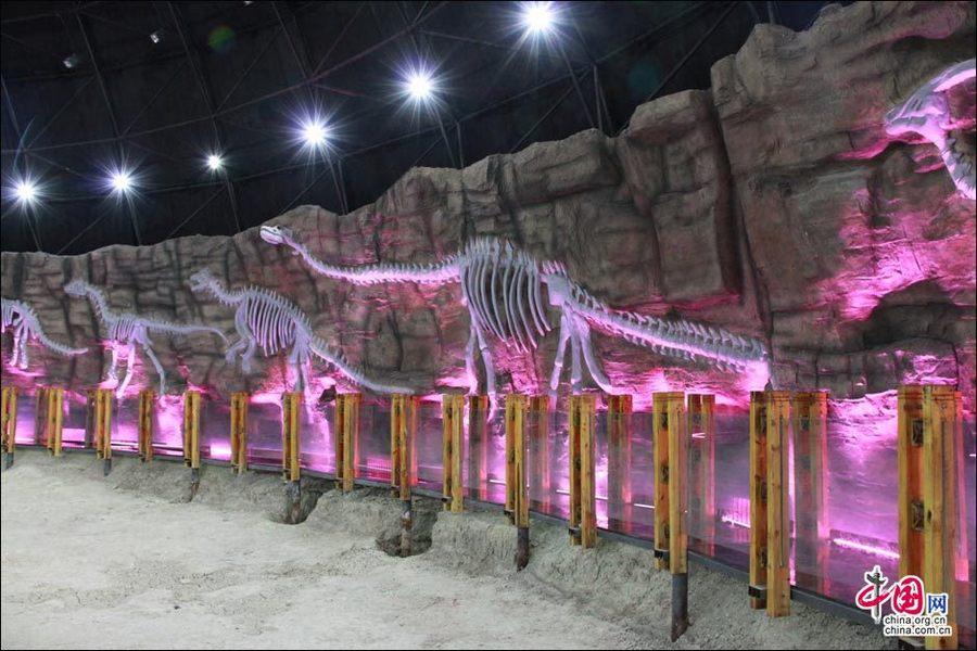 Эрэн-Хото Внутренней Монголии: известная родина динозавров