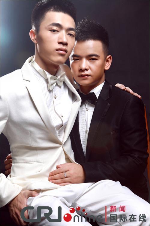 Пара гомосексуалистов
