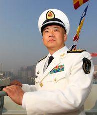Капитан первого авианосца Китая ?Ляонин? - Чжан Чжэн