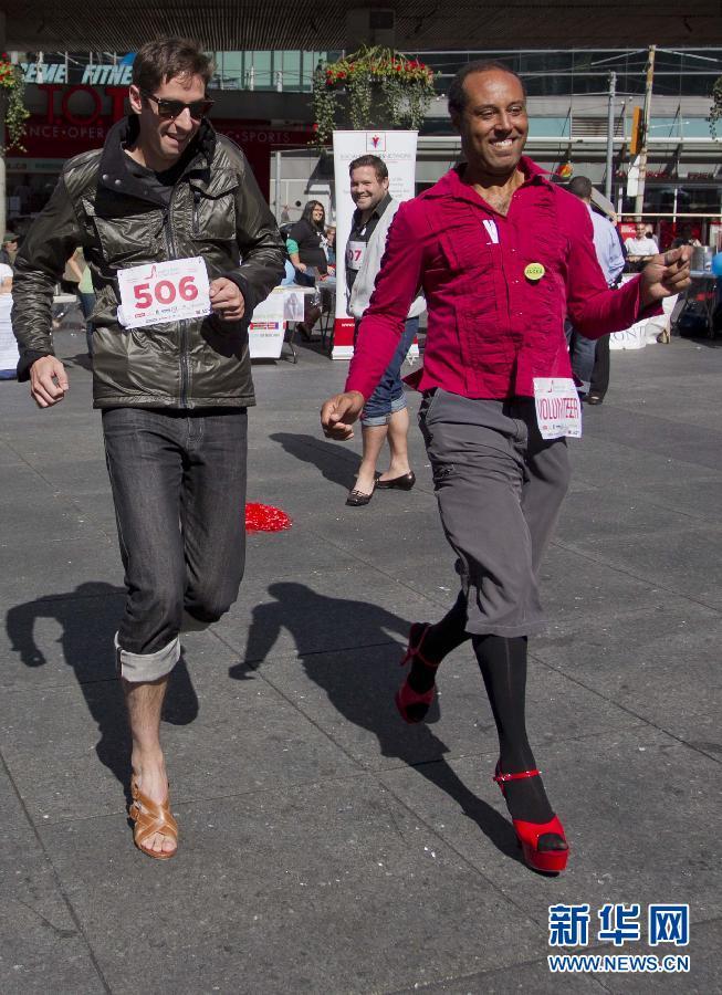 Мужские Туфли На Высоком Каблуке Фото