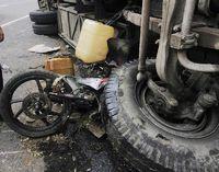 Три китайца погибли в результате ДТП в Индонезии