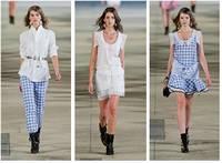Модная женская одежда от «Alexis Mabille» на весну-лето 2013 г.