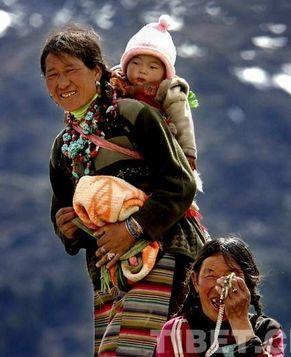 Тибет в объективах китайских фотографов
