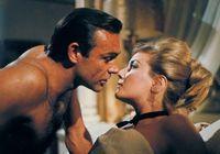 50-летний юбилей фильмов об «агенте 007»: Джеймс Бонд и девушки Джеймса Бонда