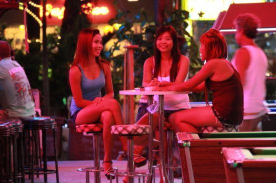 Секс туризм в аф