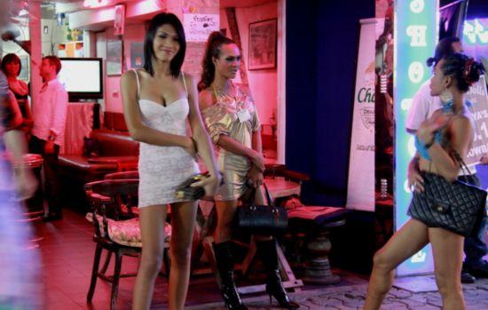 Секс туризм на патае