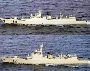 Минобороны КНР откликнулось на сообщение о том, что три китайских корабля приближаются к бассейну Окинавы