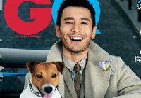 Китайский актер Хуан Сяомин на обложке журнала «GQ» (Ноябрь 2012)1